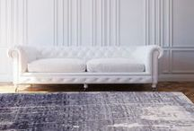 Modern Luxury Rugs / Beautiful Modern - Contemporary - Transitional Rugs