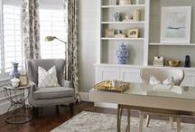 Home Office Inspirations / Working from Home? Check out these great ideas!