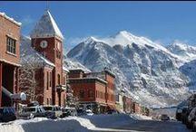 Colorado Trips / Colorado Weekend Ideas and Day Trips