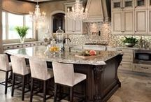 Dreamy Kitchens! / Terrific Inspiration for Your Kitchen