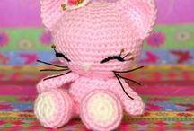 AMIGURIMI : Hello Kitty