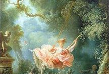 . Rococo Styled .