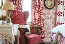 Fabrics / by Judi Churchill