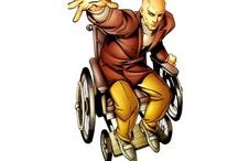 Comics y discapacidad