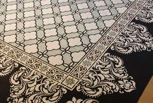 Floor cloth / by Judi Churchill
