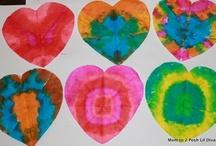 Proyectos Día del Amor y la Amistad
