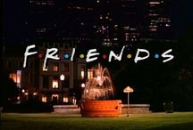 Friends :) / Favorite TV Show of All Time / by McKayla Owen
