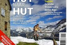 Bergen Magazine / 5x per jaar verschijnt het prachtige tijdschrift Bergen Magazine. Vol inspiratie voor je bergvakantie. Nog geen abonnee? Ga naar http://www.bergwijzer.nl/abonnement