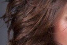 Brown Hair Don't Care / Hair & Makeup