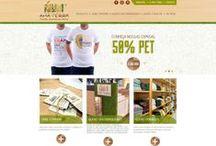 E-commerces / E-commerces desenvolvidos com plataforma personalizada e exclusiva de alta performance.