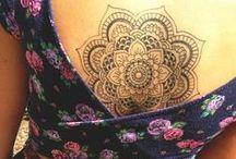 Tattoo Mandala / Tattoo Mandala