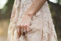 Wedding Fashion / photos by various authors