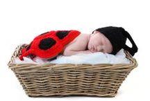 Newborn / Photographs taken of newborn babies