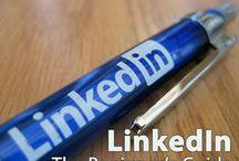 LinkedIn / by Iona CareerDevelopment