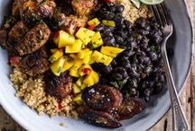 Caribbean / I just love the bright flavors of Caribbean cuisine.  Lots of curry recipes, island recipes, Cuban recipes, Cuban chicken, Trinidadian curry, Trinidadian recipes, Jamaican recipes, Jamaican curry, west indies recipes, spicy curry,  and Haitian recipes.
