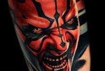 SW tattoos!