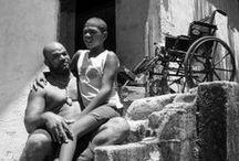 Concurso 2014 / En el 2014 celebramos la 9na edición del Concurso Fotográfico sobre Discapacidad Aquí Estamos que busca destacar talento y pasiones de las Personas con #Discapacidad. Aquí la vitrina de los ganadores...