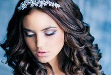 Прически для свадьбы / Причёски