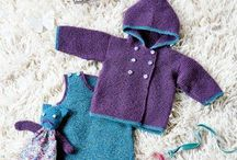 Baby knitting / Вязание детям