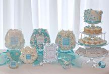 Сладкий стол, кап-кейки / Оформление свадьбы