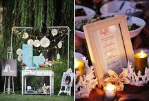 Свадебный декор / Декор и оформление свадьбы и праздников