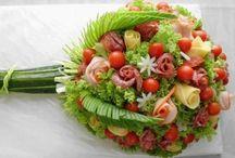 Еда / Красивое оформление блюд
