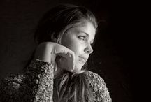 PORTRAITS / Série de portraits photo, couleur et noir & blanc