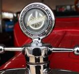 Hoodies / Hood ornaments & automotive emblems. All photos mine.