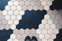 Tile, pattern, and texture
