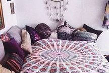 Student Room Design Ideas / Decorations can make your student room feel like home. Why not try some of these ideas?