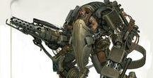 ConceptArt! Robots/Droids