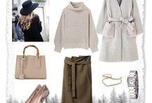 Marie's OL STYLE ♡ / IT系OLの日々のファッションコーデ、コスメ、ごはん、出来事..etc..を綴ったブログ♡ 上品&高見えなプチプラmixコーデ、着回しを日々研究してます!!
