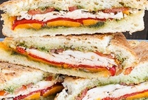 Recipes -sandwiches