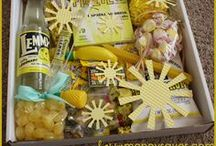 Gift it / Gift ideas- store bought or home made.  / by Jade Brown