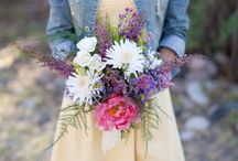 Beautiful Bouquets / by Kaeli Meader