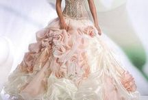 Wedding dresses - extraordinary feeling  / Wedding marvelous gowns