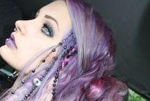 hair&make-up / by Danielle Baker