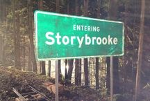 OUAT / A board surrounding Once Upon a Time and every ship on the show. (Swanthief/Swanfire, Snowing, Rumbelle, Outlaw Queen... I love 'em all.)