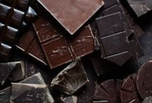 choc-a-bloc of choc / chocolate. more chocolate. and even more chocolate.