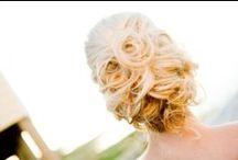 """Wedding Day Hair and Makeup  / You will emerge looking your best for your """"special day"""" and all the photos you will share for years to come. After all, it is all about you!"""