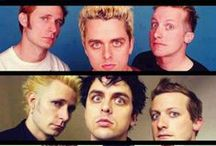 Green Day / My favourite pics of my favourite band