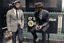 Men's Fashion / Luxe Models' fashion for men.