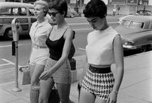 Vintage Fashion / Pins and posts of vintage fashion from Luxe Models