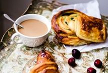 Coffee and Pastries / This is a board for beautiful photography of coffee and pastries, cakes, croissants - yes we can not forget that... Please feel free to add your photos.. Thank you.. and join us  @https://www.facebook.com/pages/Coffee-Society/651773478236556 / by Coffee Society