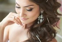 Stunning Hairstyles for the Bride