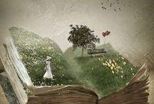 Livros / Livros, artigos, citações e  uma das coisas que mais gosto: o prazer de ler.