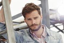 Jamie Dornan.....Look at him ,just look at HIM :) / JAMIE DORNAN