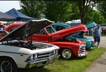 Auto Shows on the Grounds / Here we feature pictures and articles from some of the Auto shows at the Packard Proving Grounds. Open to the public, so come join us for a ride!
