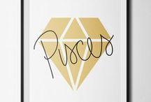 Pisces ~ Zodiac