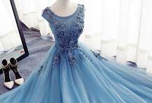 dresses (mostly vintage)